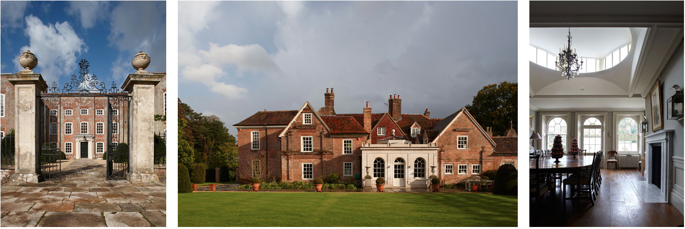 MANOR HOUSE ALTERATiONS AND RESTORATION, HAMPSHIRE