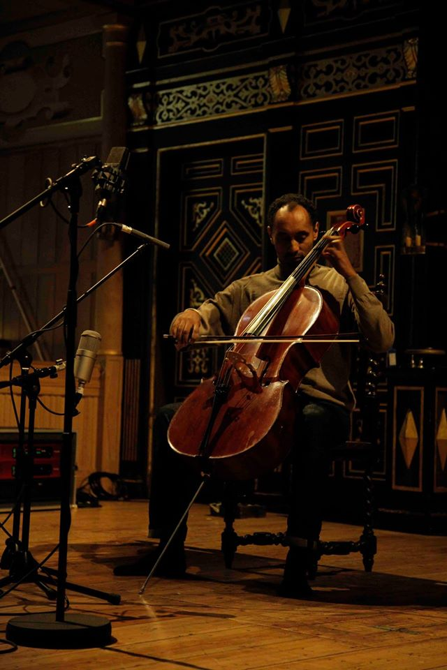 Recording the Bach Suites in the south of France