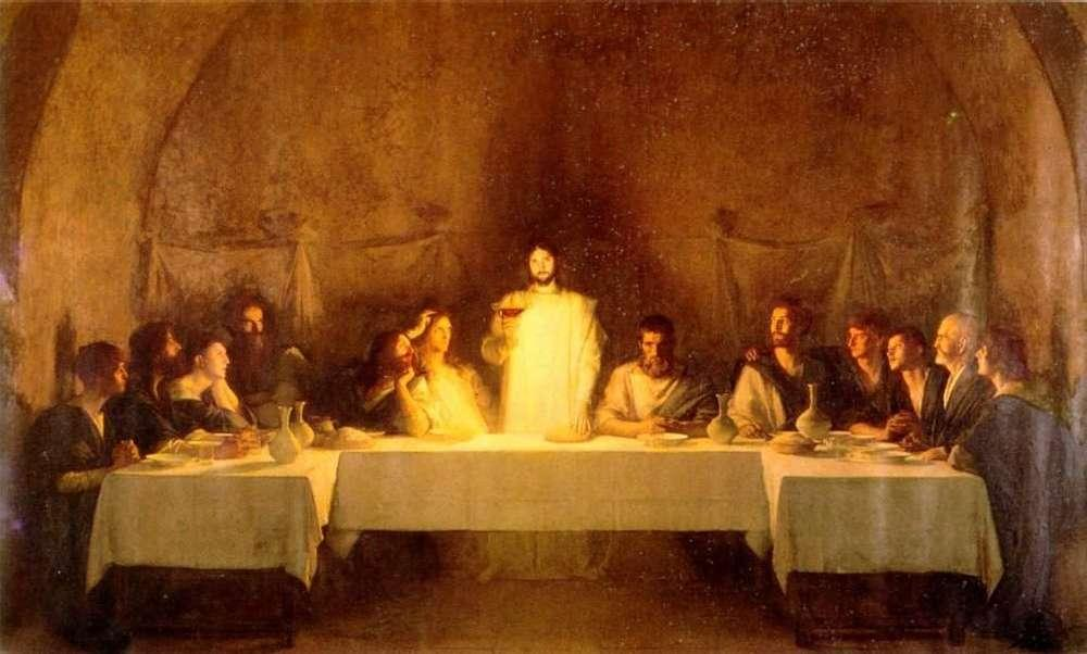 <i>The Last Supper</i>, Pascal Dagnan-Bouveret