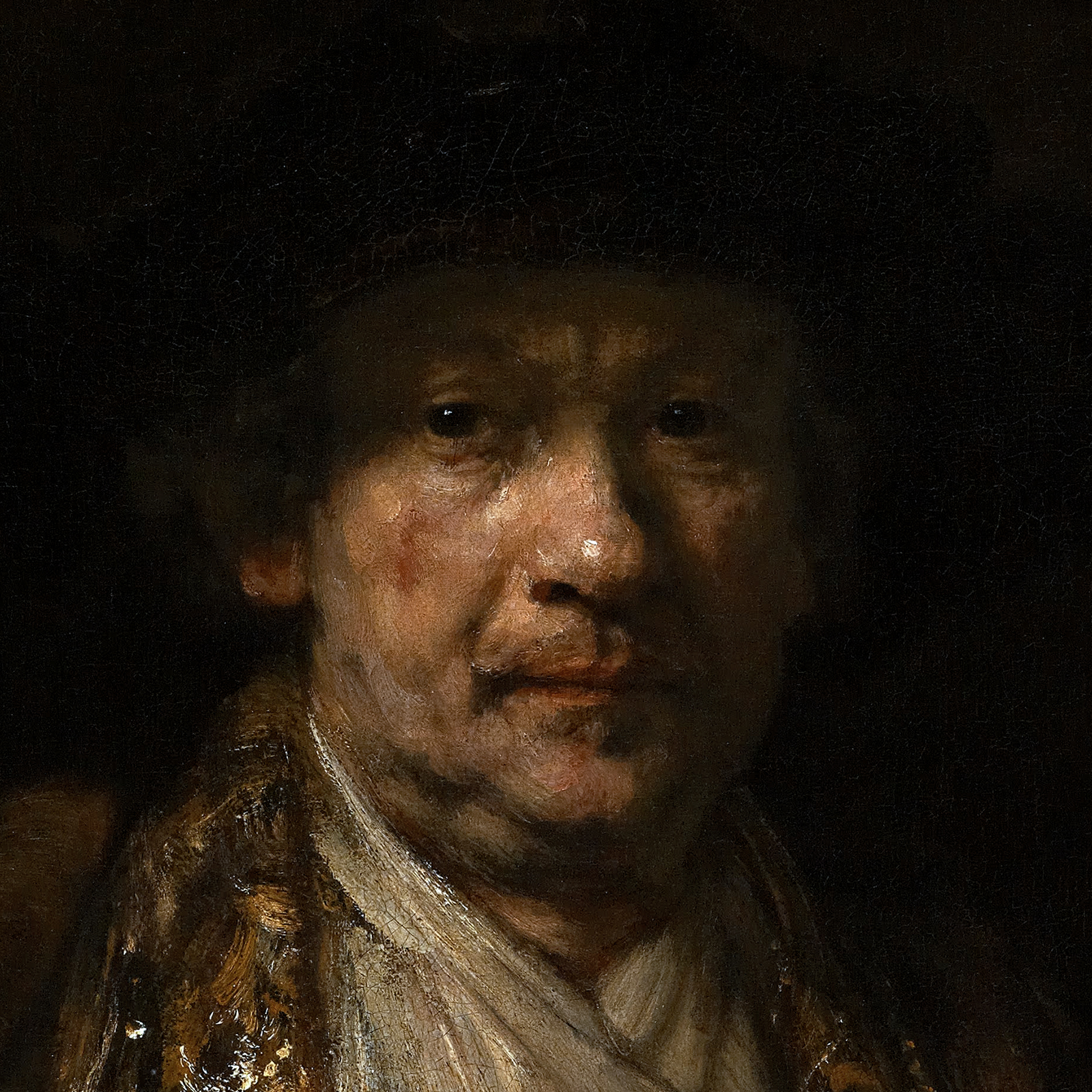 Rembrandt Self-Portrait, 1658 Frick Collection. New York (2).jpg