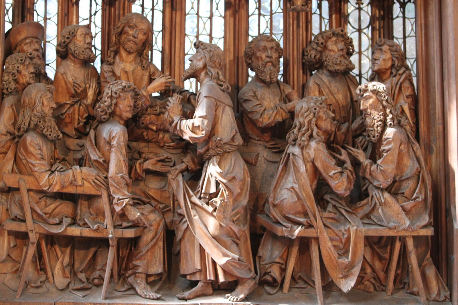 <i>Holy Blood Altarpiece</i>, Tilman Riemenschneider