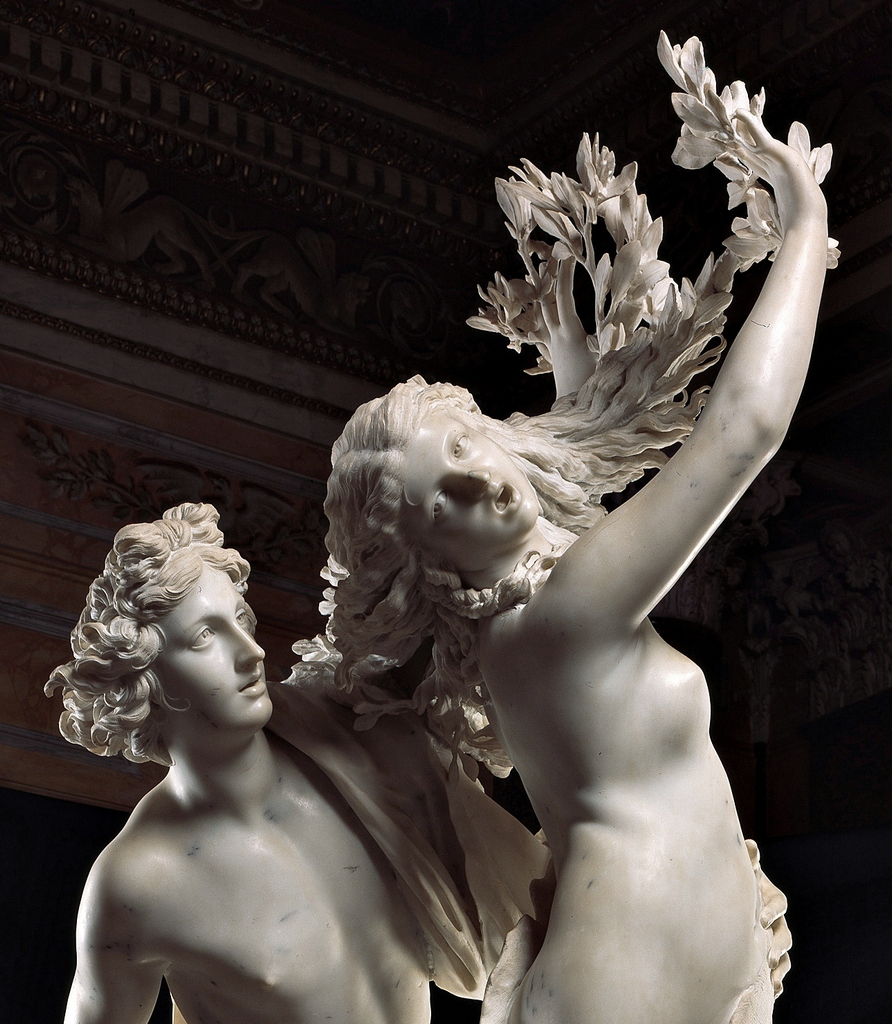 Apollo and Daphne, Lorenzo Bernini