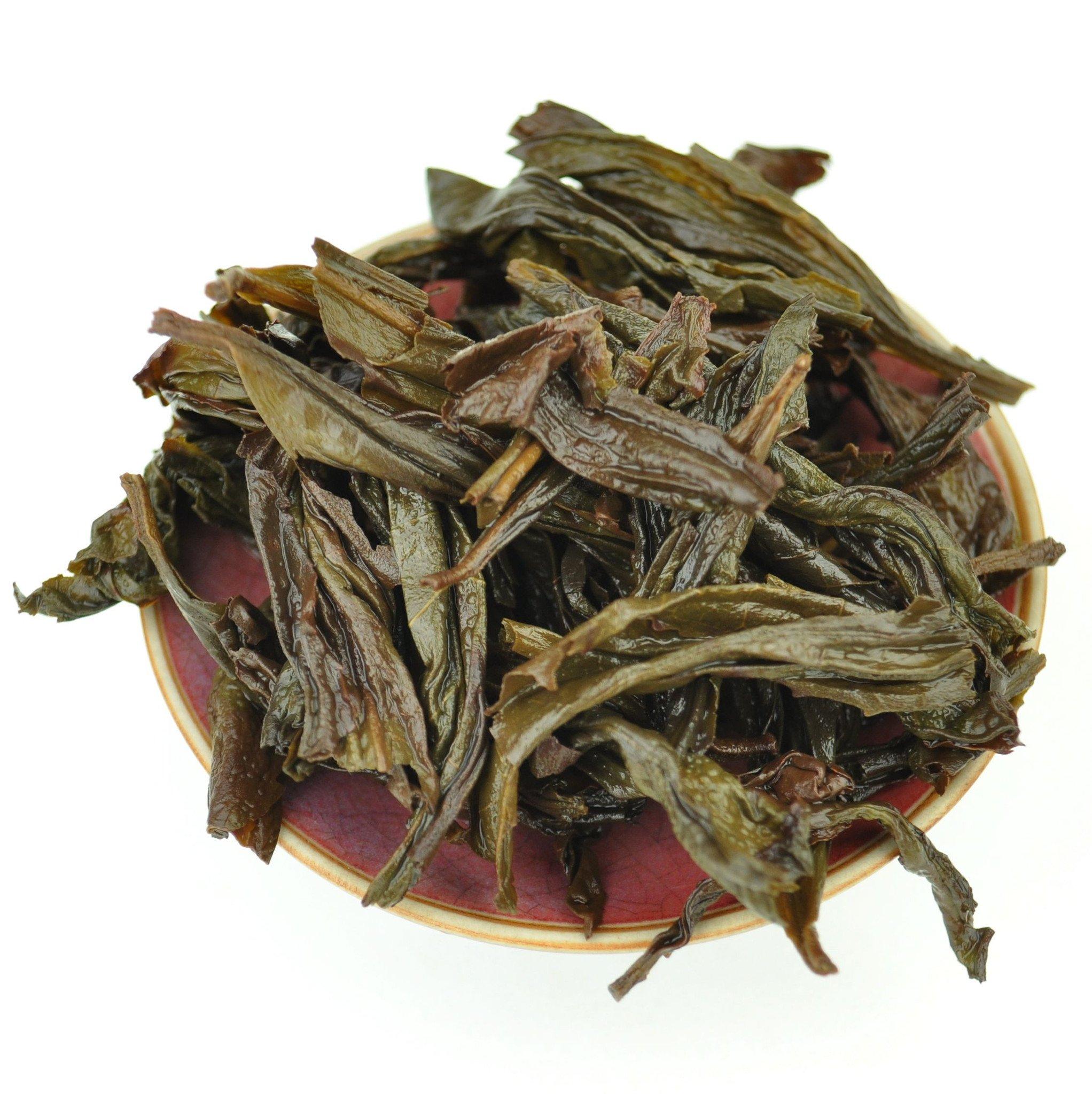Queshe Tea Leaves