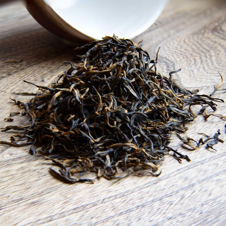 Jun Mei Tea Leaves