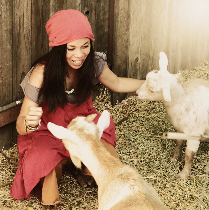 Avatar with goats 2013.jpg