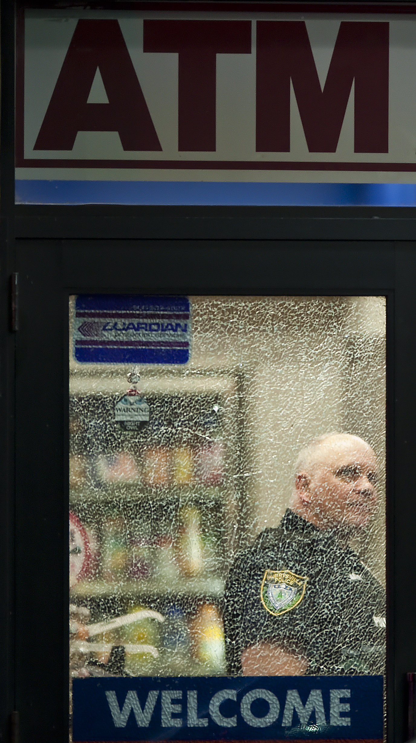 Police work the scene of a shooting at the Marathon gas station along Route 22 in Murrysville on Wednesday, April 20, 2016.