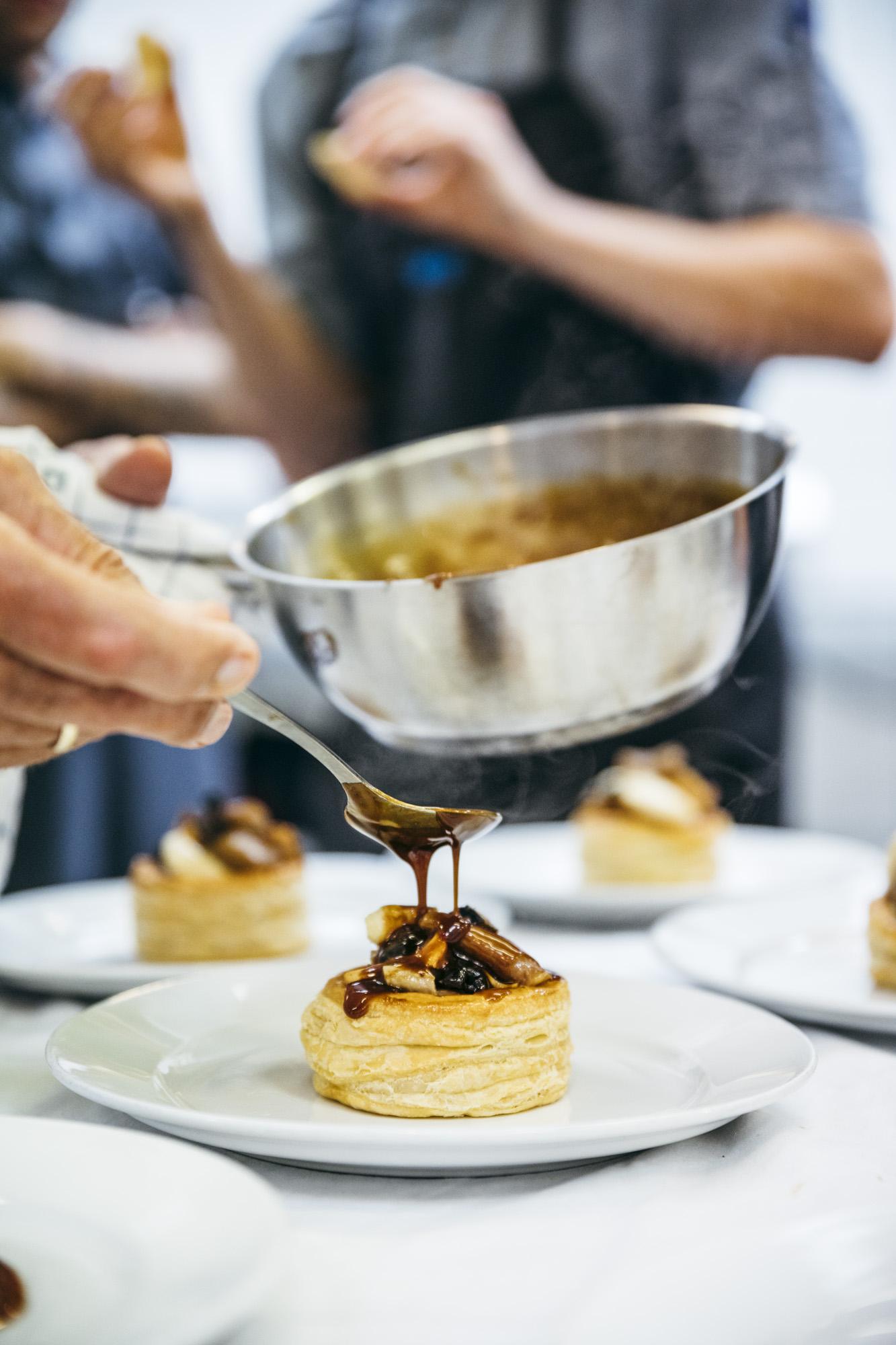Food Organisation of Denmark - Chief Cooking School