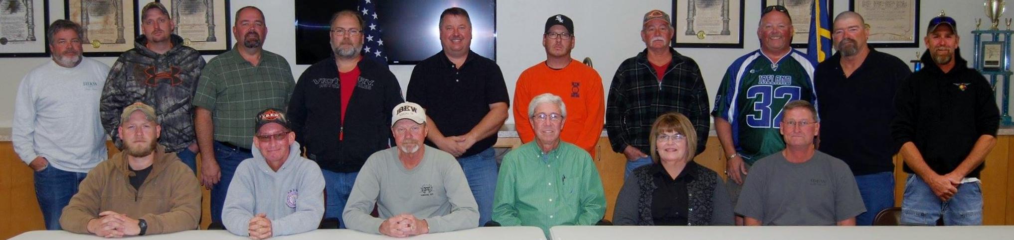 Local 51 Executive Board