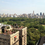 Paul captured this view of Central Park from a KR+H project site in NYC.