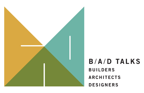 B / A / D Talks logo and web design by Anna Kochman