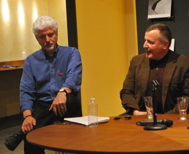 Adolfo Perez and Manuel de Santaren