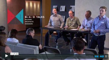 See the video of this evening's talk at www.badtalks.com