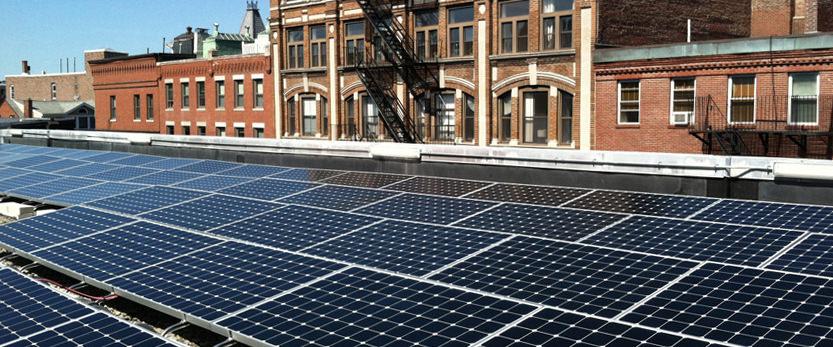NBSS' new solar array