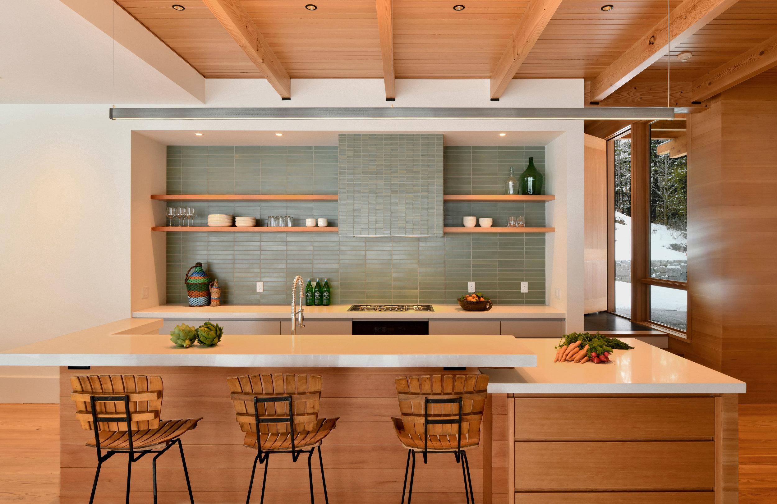 New London NH Kitchen