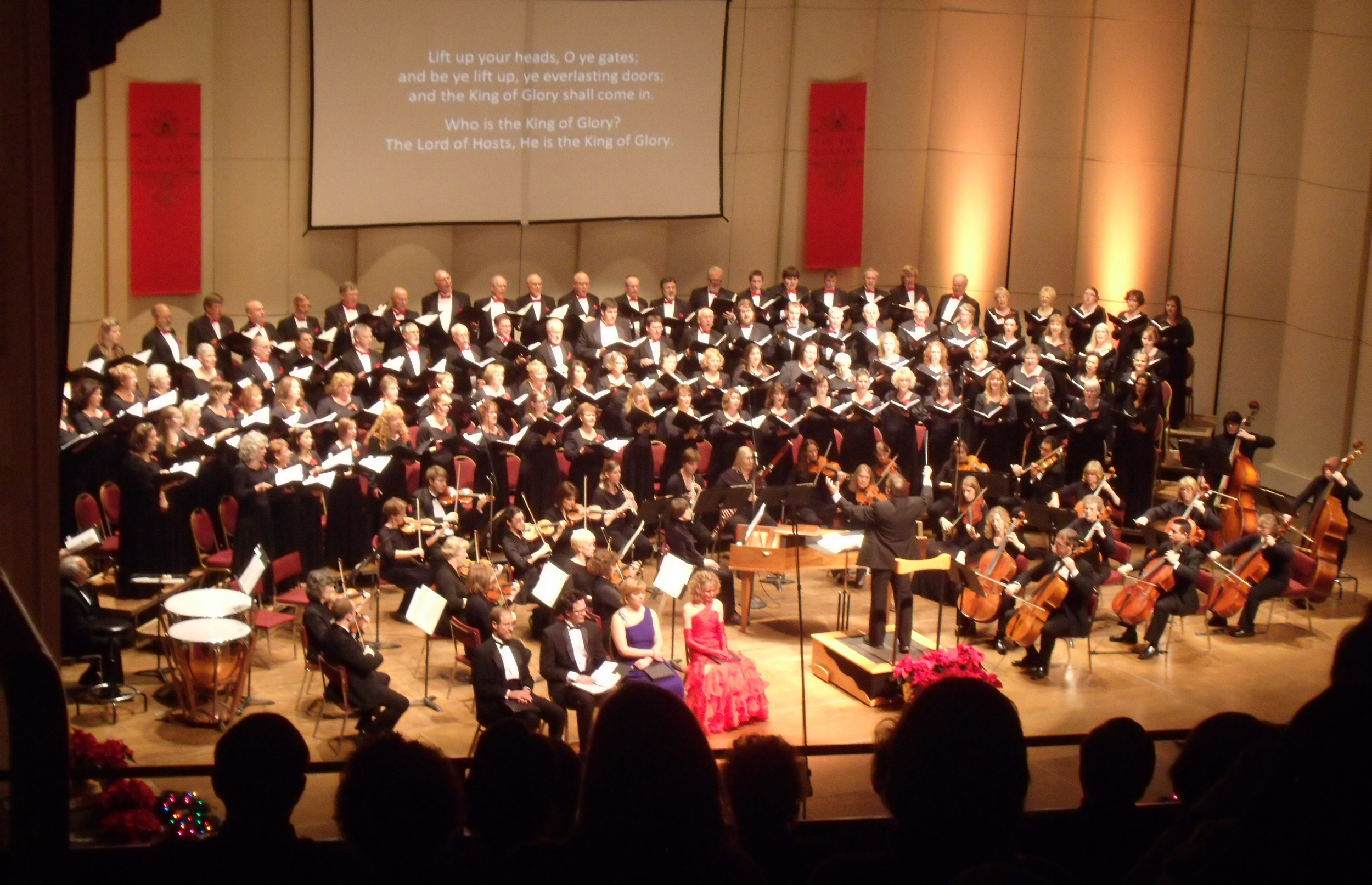 Great Falls Symphony Holiday Concert