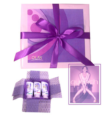 Olay Delivery -  click to enlarge