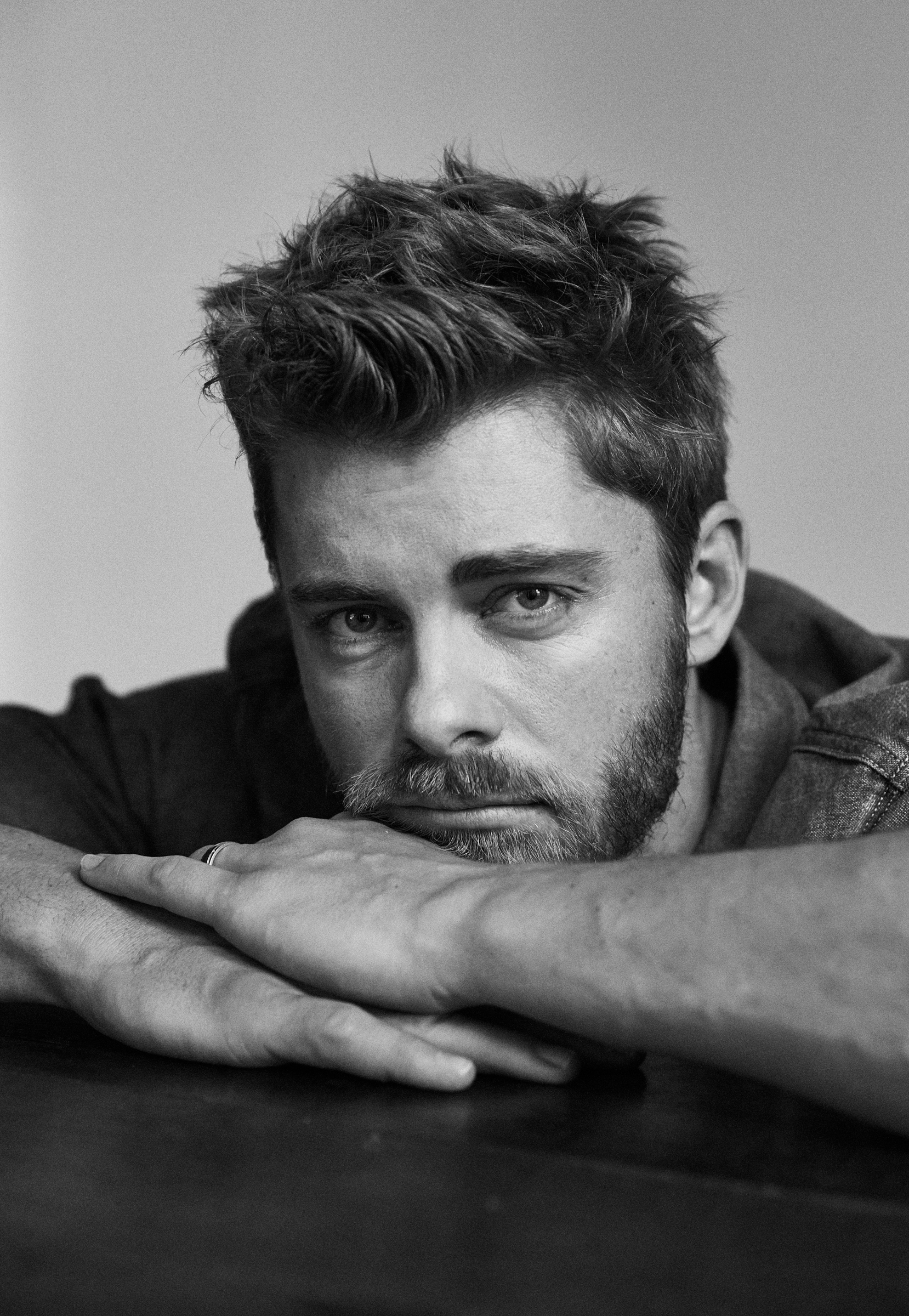 Actor Luke Mitchell