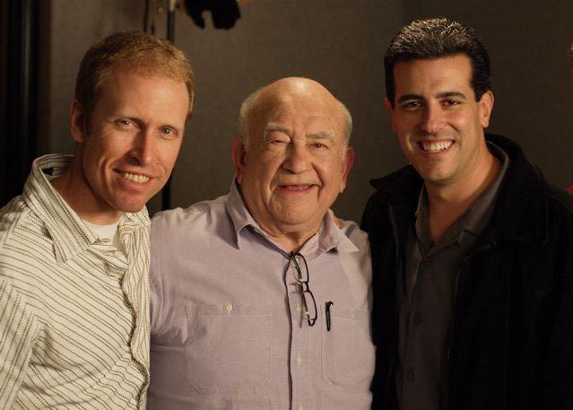 Jim Praytor (producer), Ed Asner (Krad), Robert Zappia (writer, director, producer)