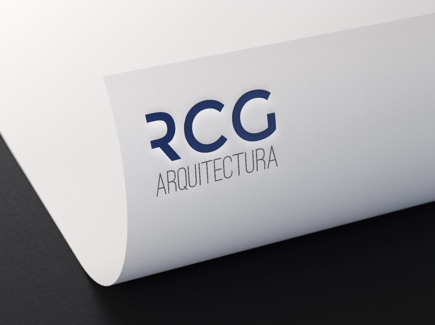 RCG Arquitectura - #identity #web