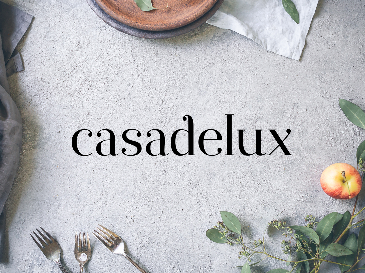 Casadelux - #identity