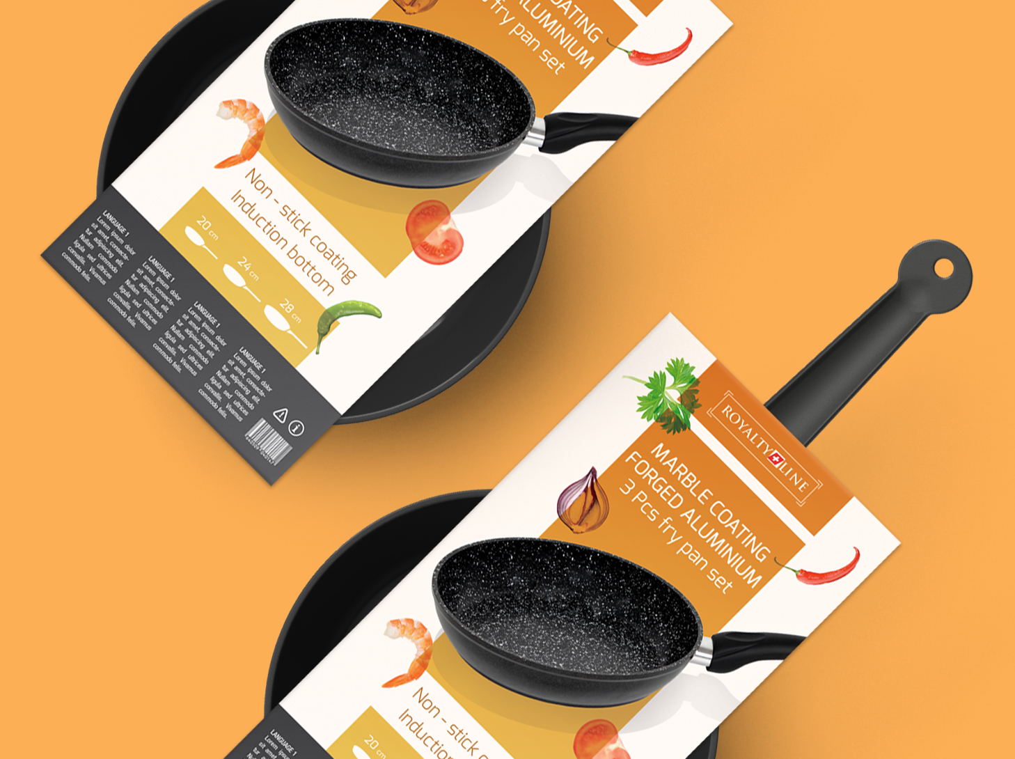 Royalty Line - #packaging