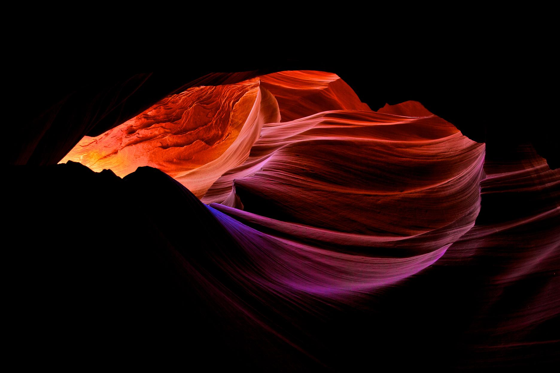 The Eye - Antelope Canyon
