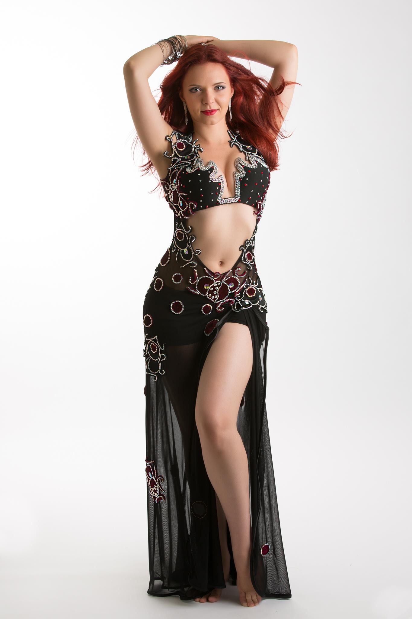 Raqia style dress