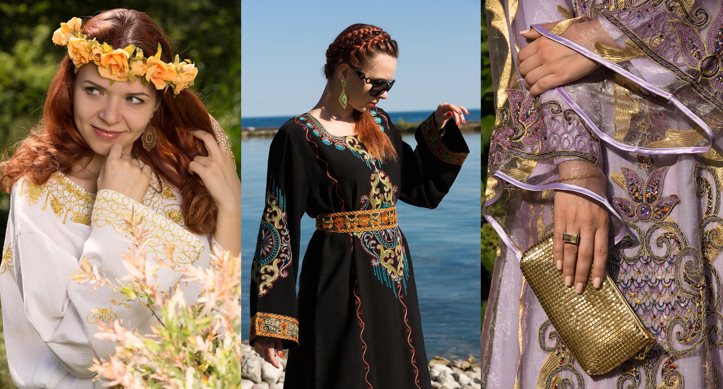 oriental fashion shopping in istanbul