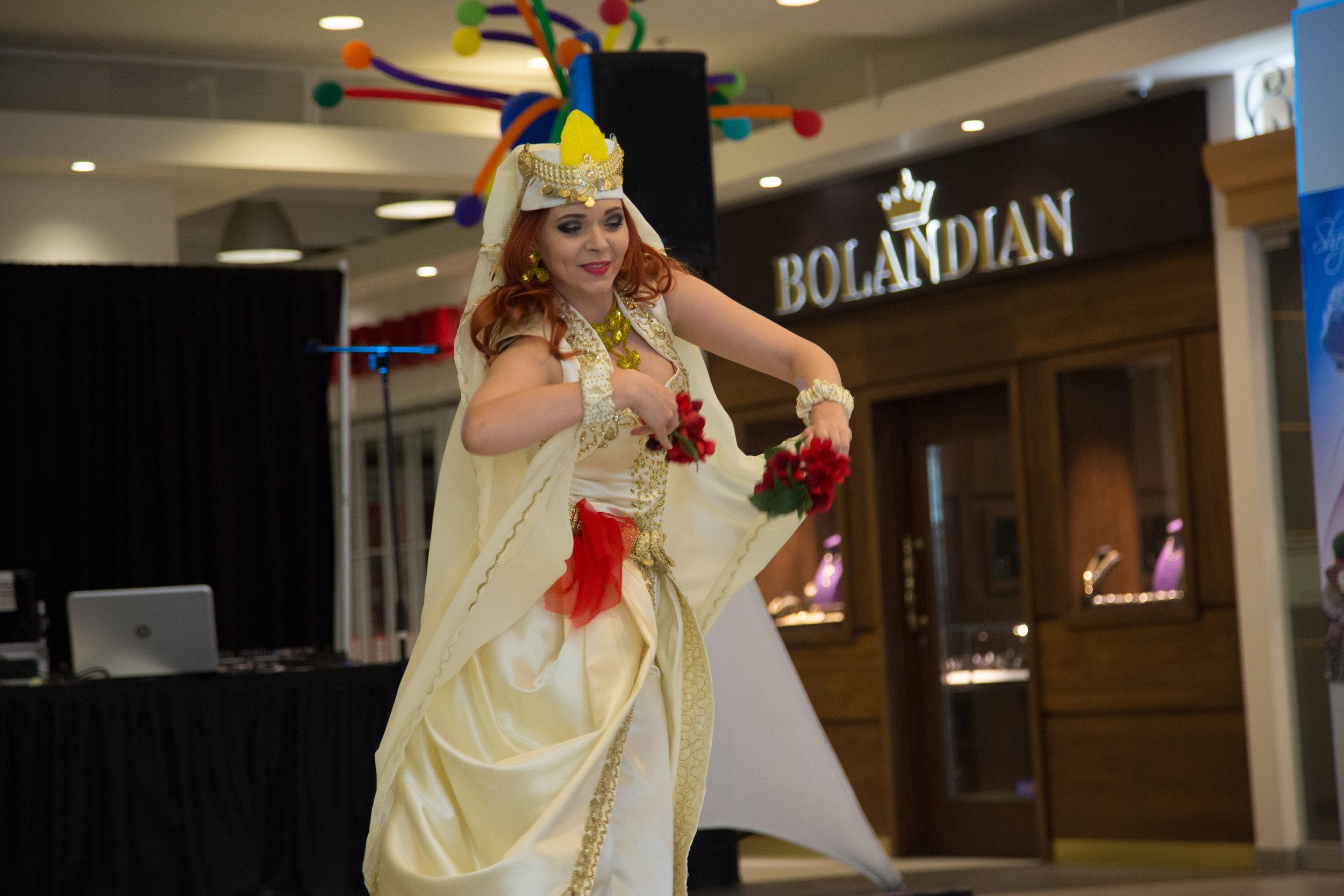 Persian Dance in Toronto