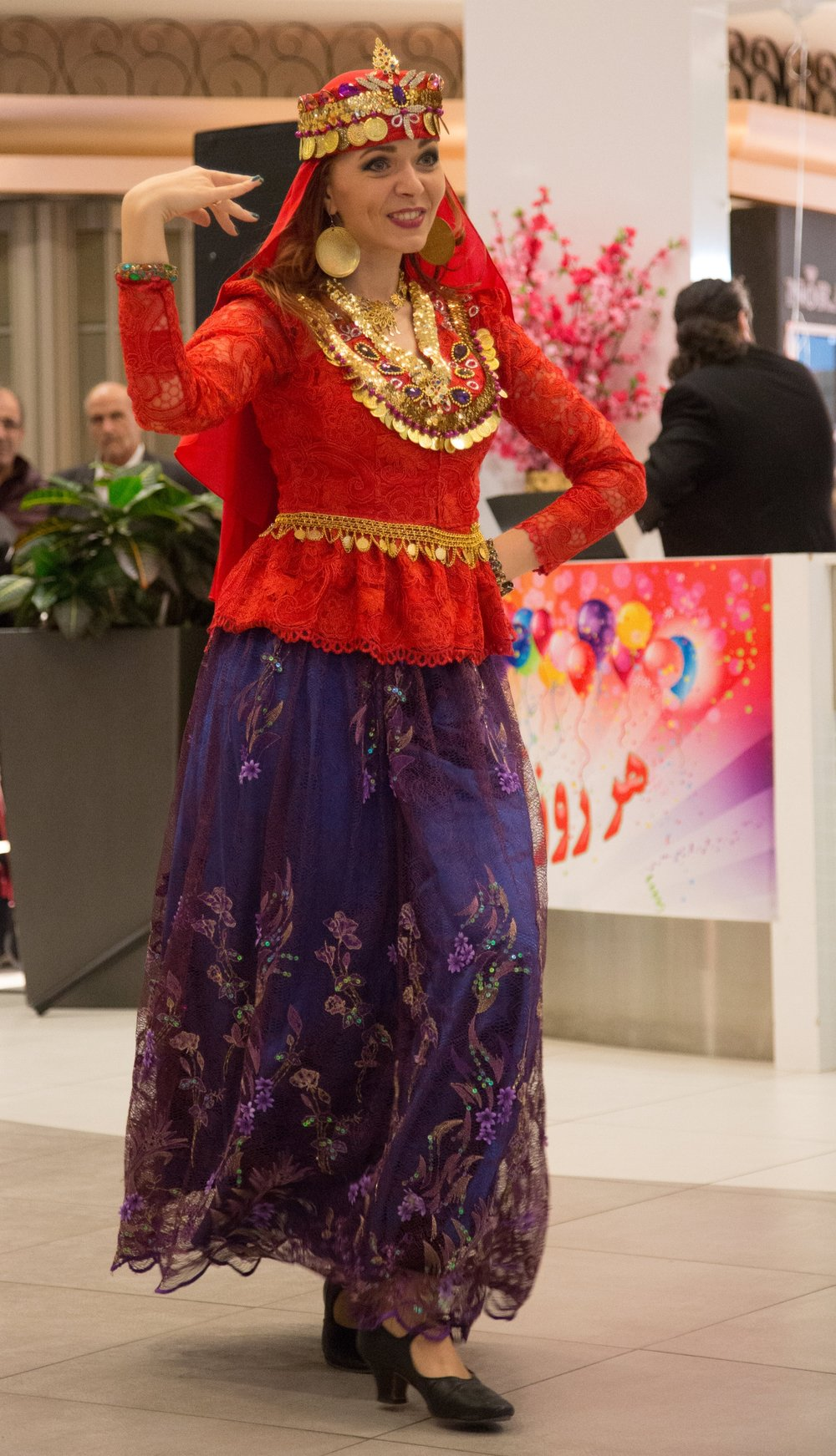 uzbek dance toronto