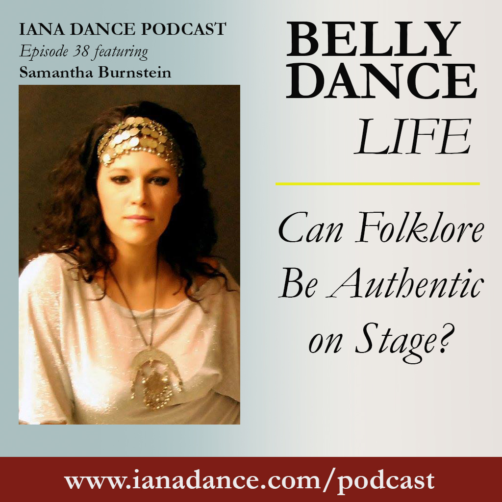 belly dance podcast