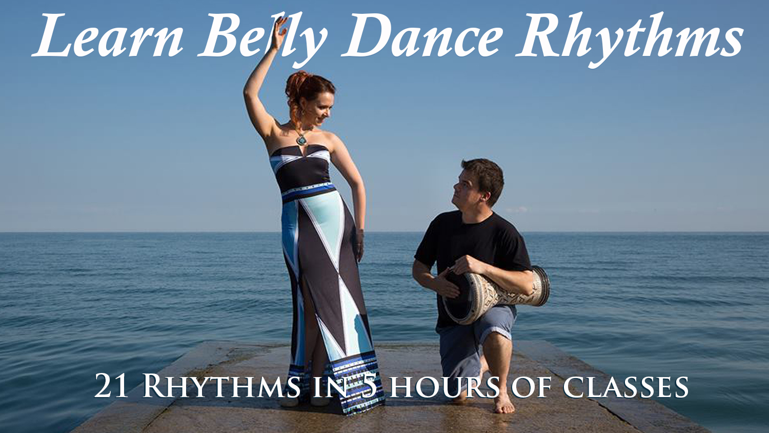 Learn Belly Dance Rhythms Online