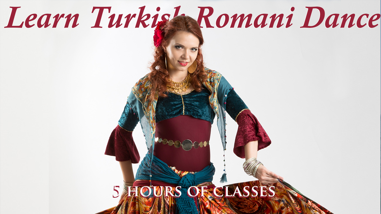 Learn Turkish Romani Dance
