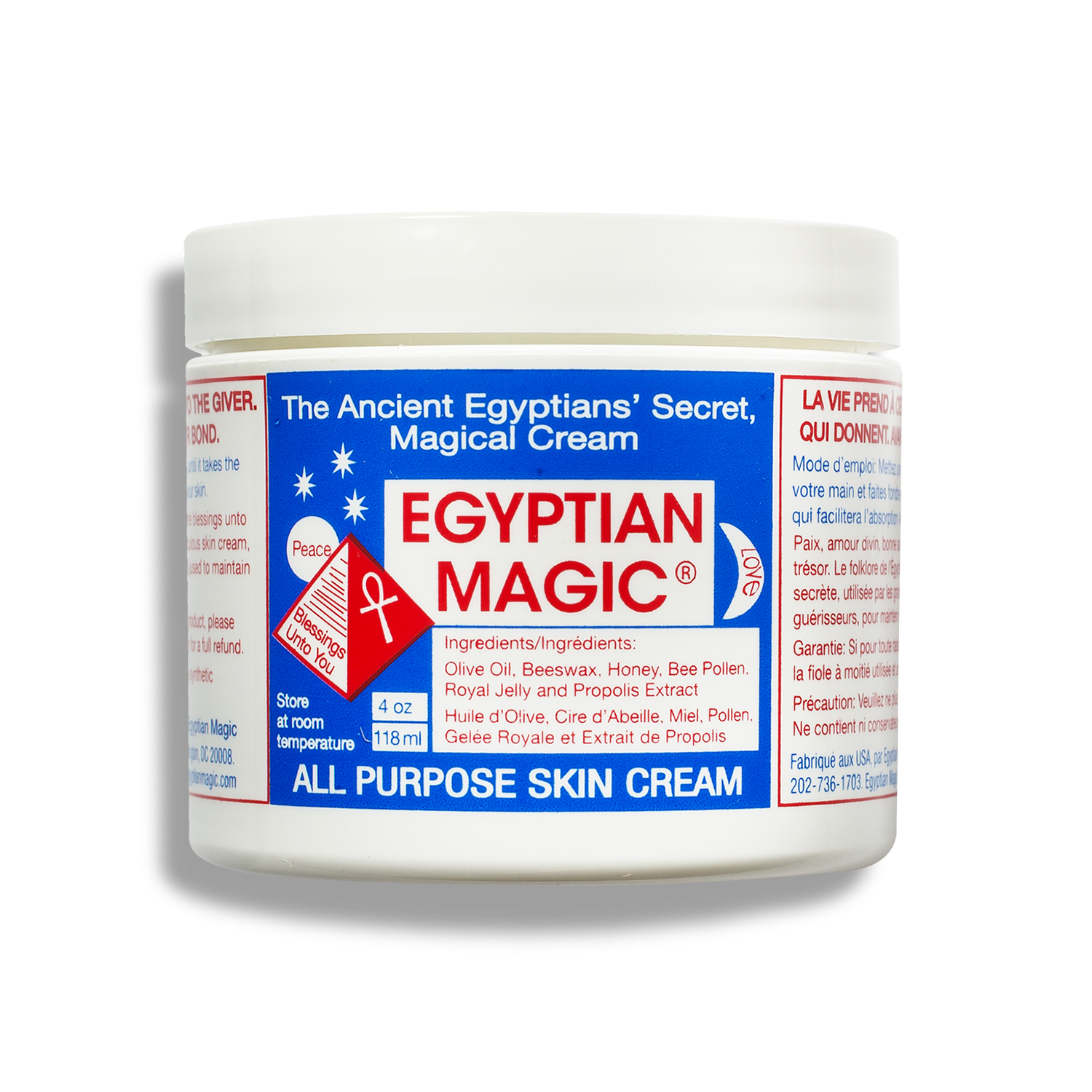 SKIN CARE:  Egyptian Magic  - I use this amazing product every night before going to bed. A must have to take care of your skin.