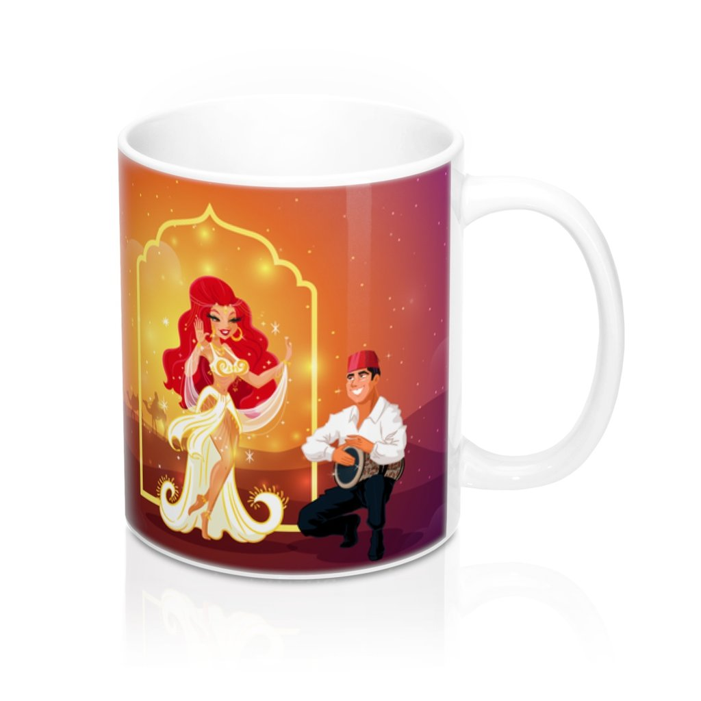 Belly Dance Magic Mug  - $26.90