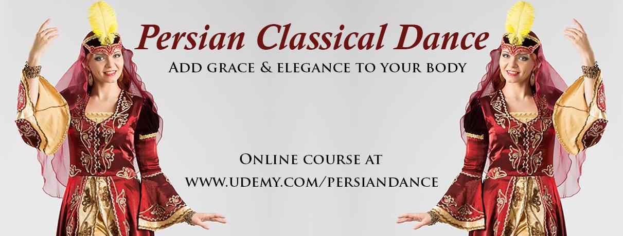 persian dance classes online