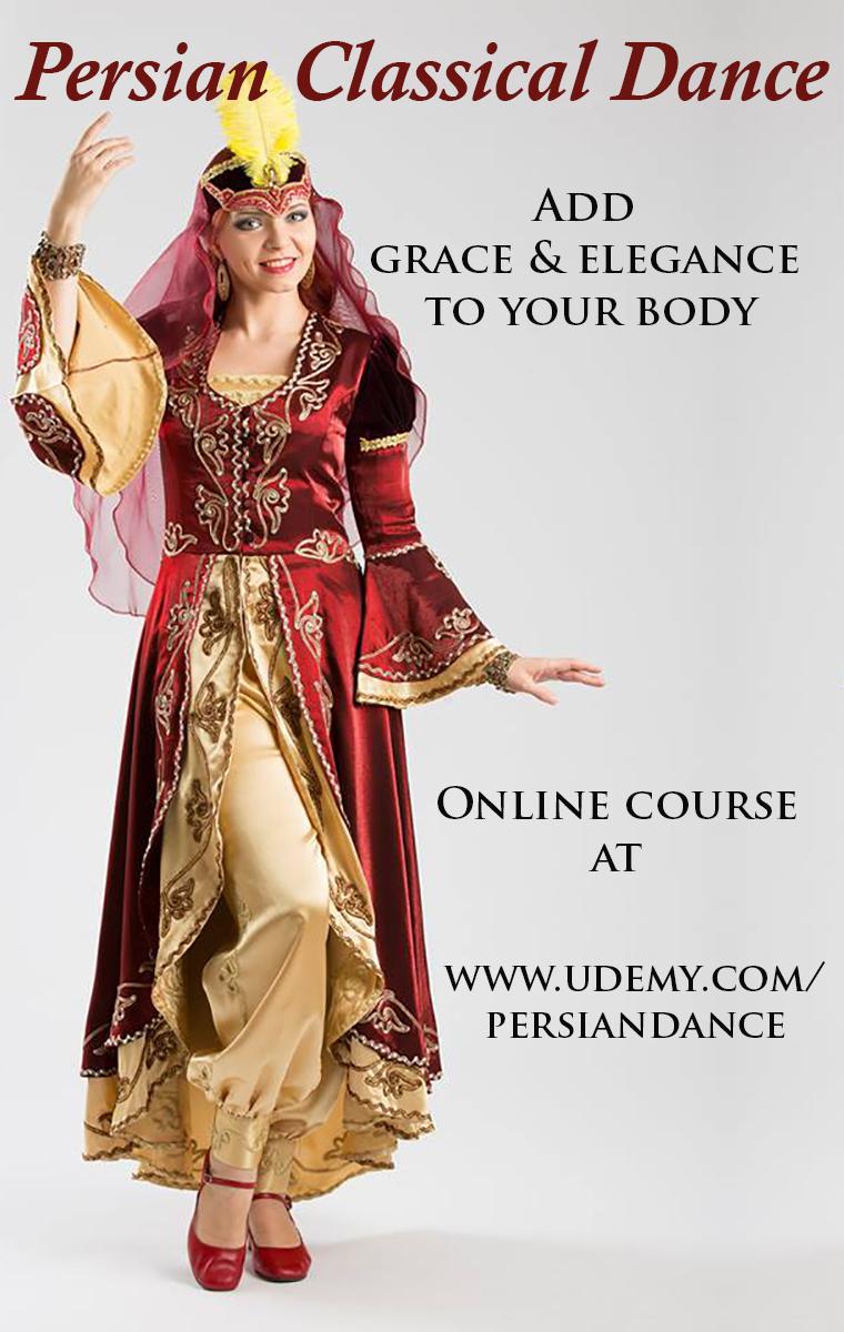 persian dance online