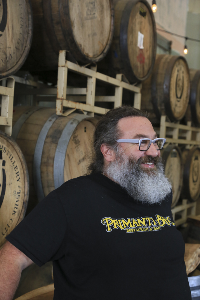 Malster and master brewer, Dave McLean