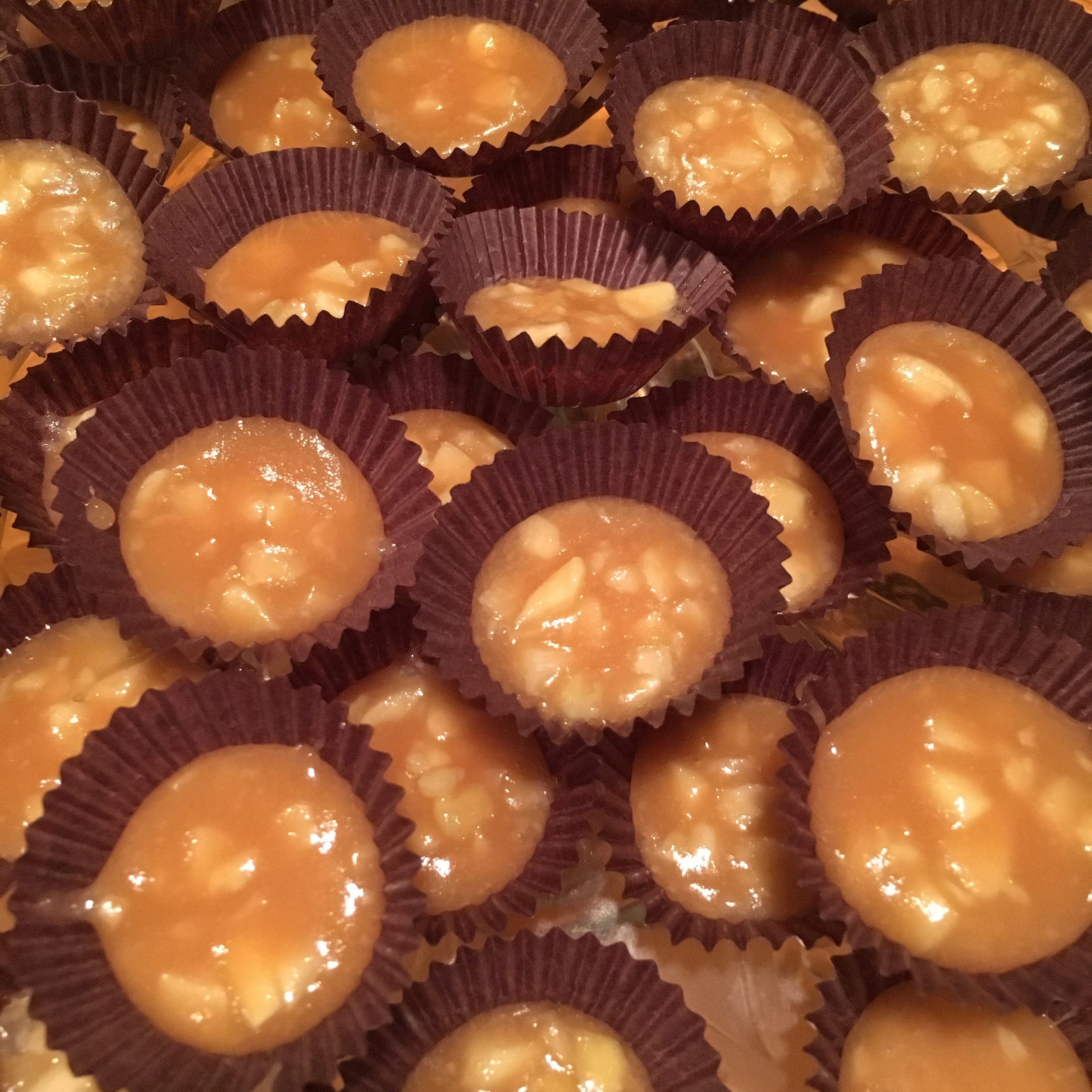 """Our  judodis  of choice, the classic toffee ( klassick knack).  For the recipe, click  here  (you might have to click """"translate"""" in the toolbar)."""