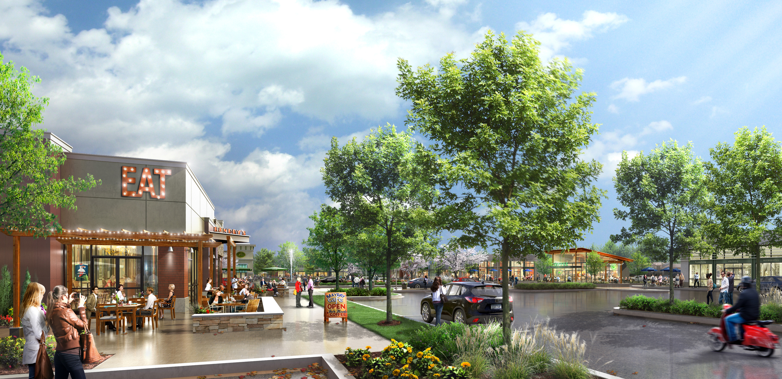 BROAD HOLLOW COMMONS  New York |  Client:  Streetsense.