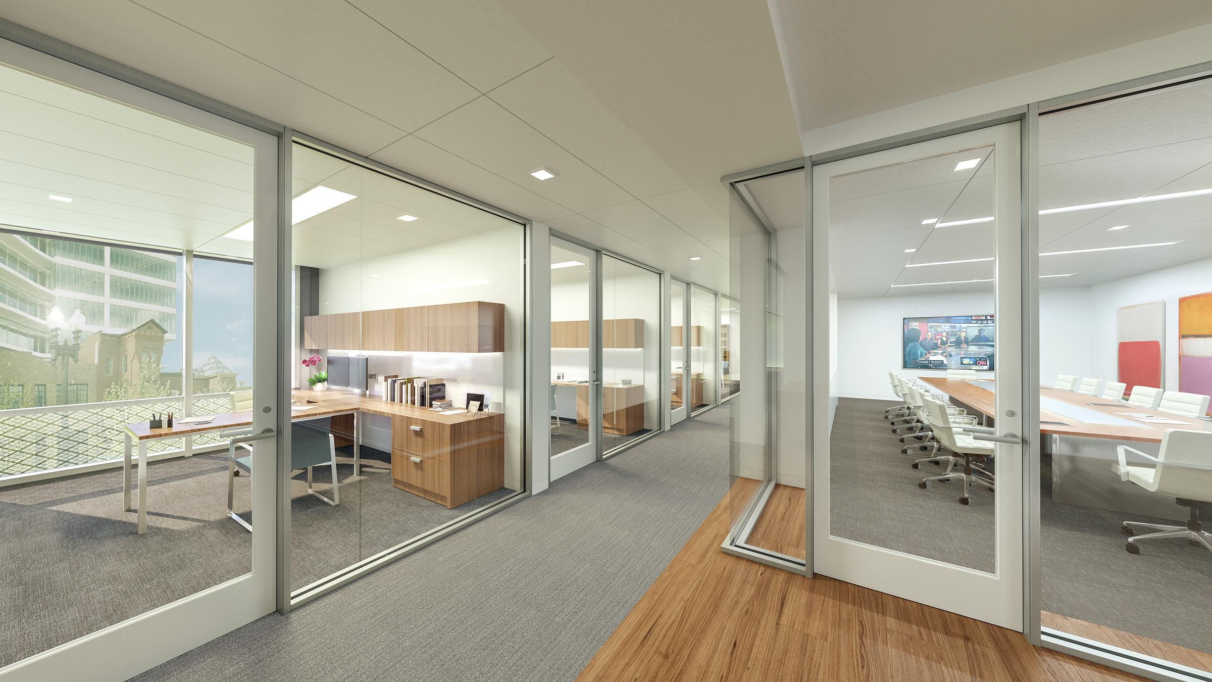 601 MASS AVE. NW   Washington, DC |  Client: HYL Architecture
