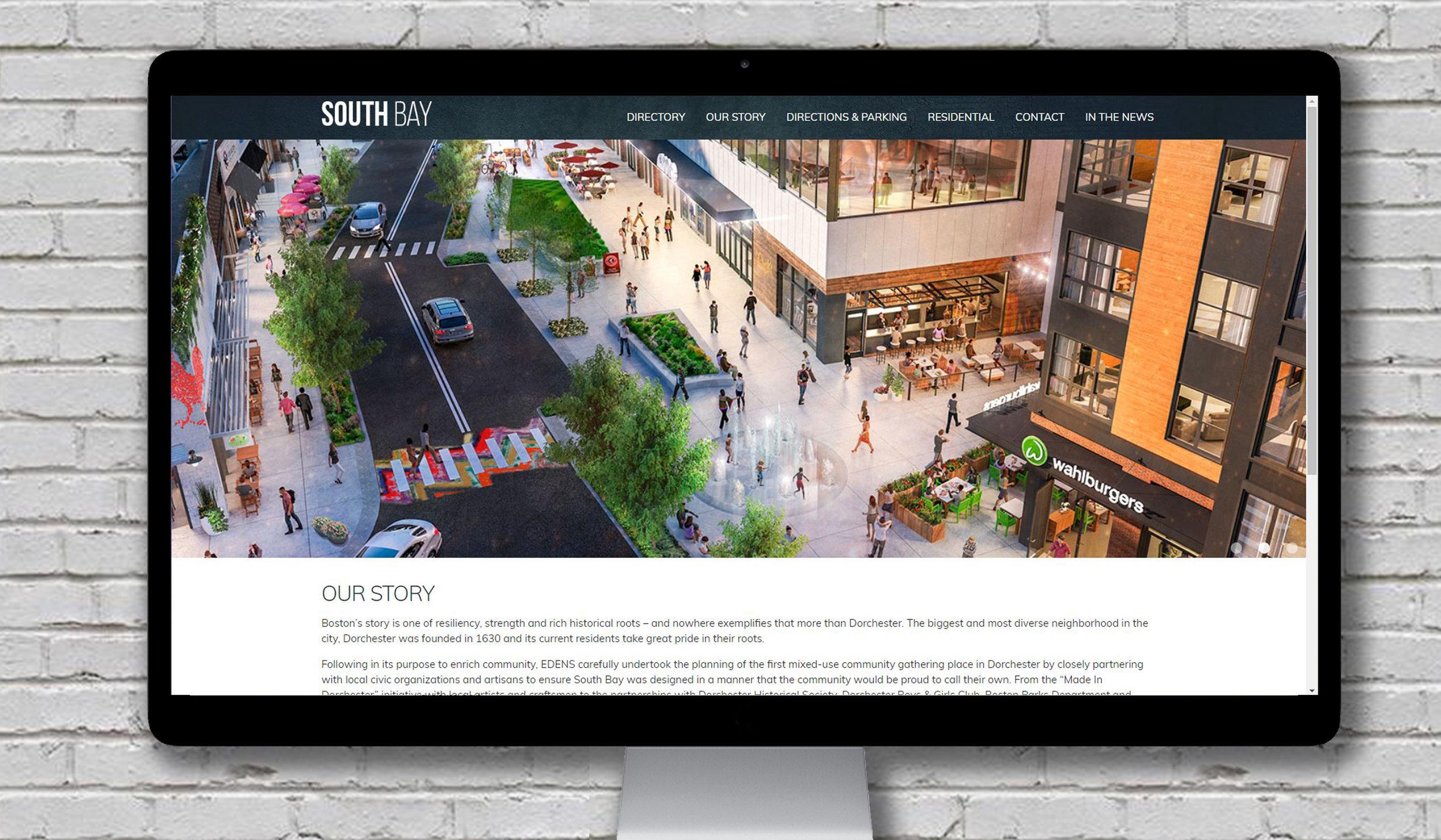SOUTH BAY, BOSTON   modeling, illustrations, marketing   EXPLORE