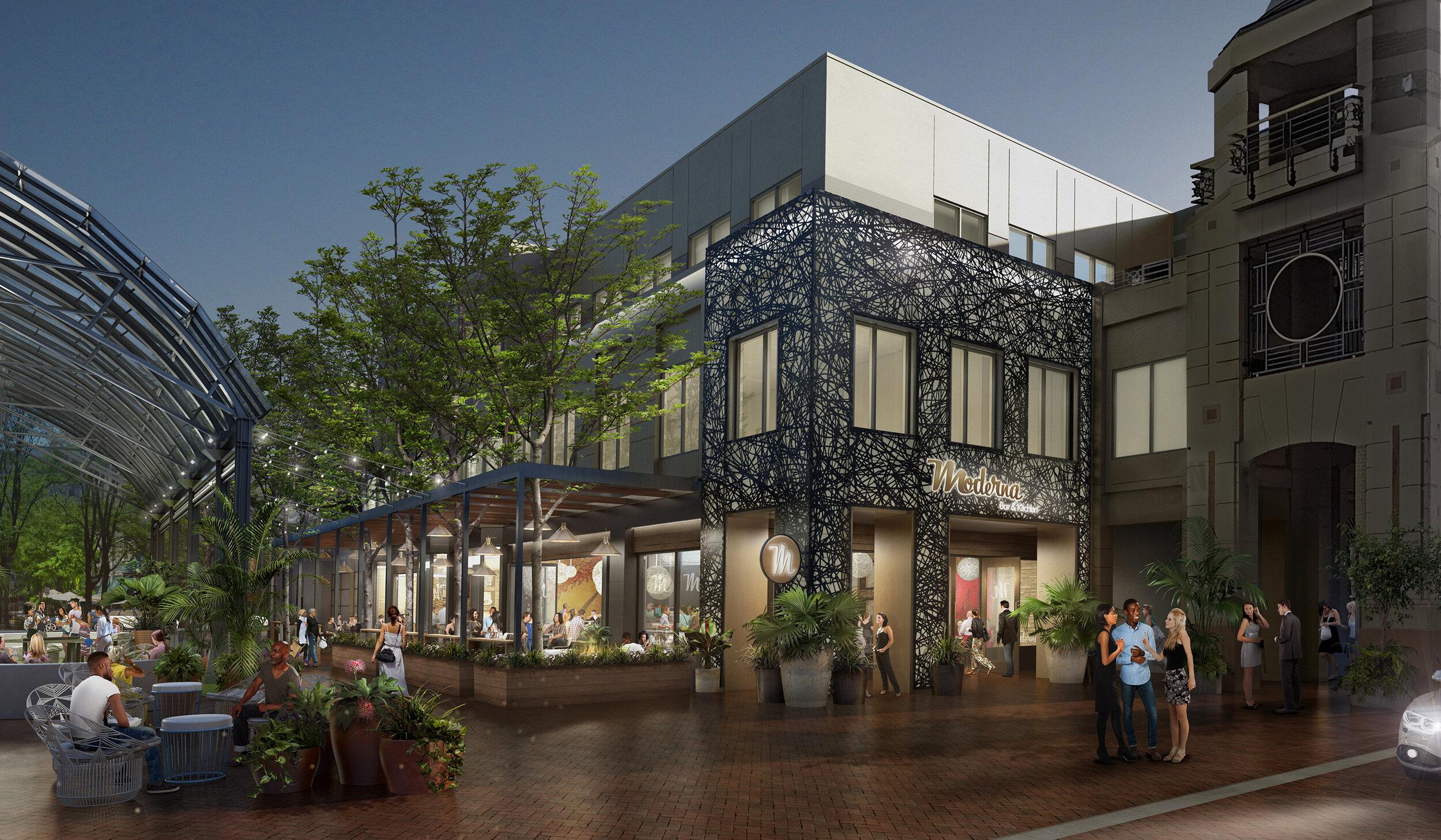 RESTON TOWN CENTER   3D modeling, still illustration, marketing  EXPLORE