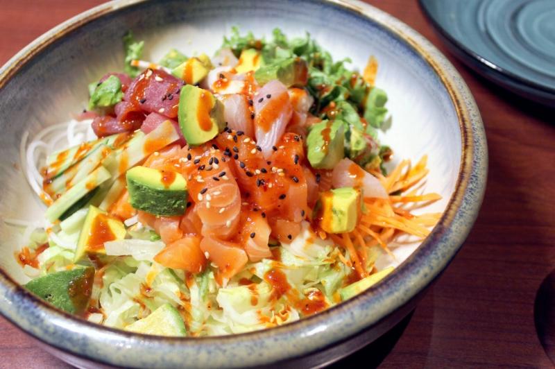 Oyaji Sushi - Hwedupbap