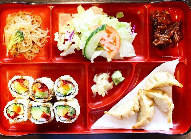 Yum yum yum 😋 new lunch menu coming soon