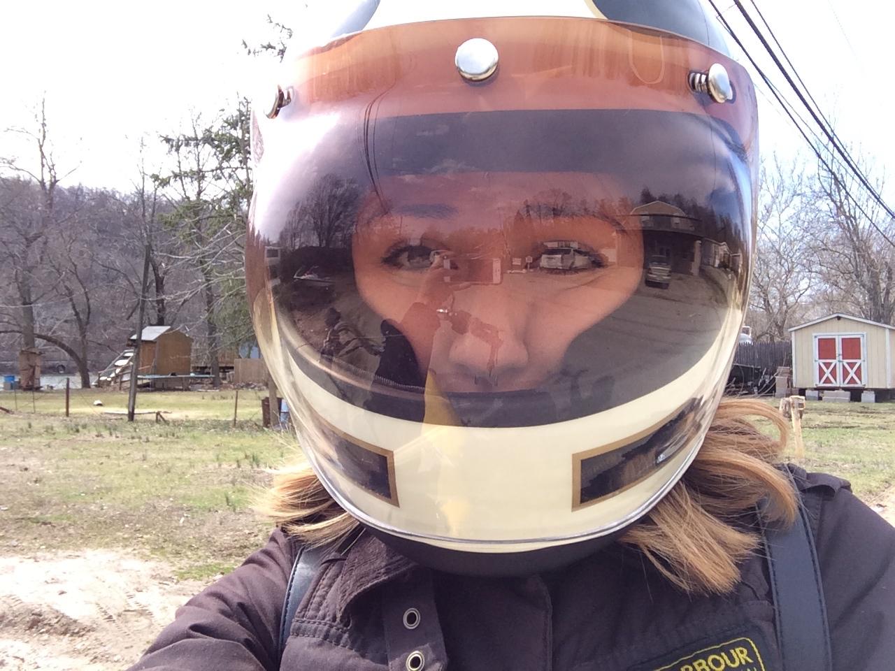 Biltwell Gringo LE Tracker Helmet