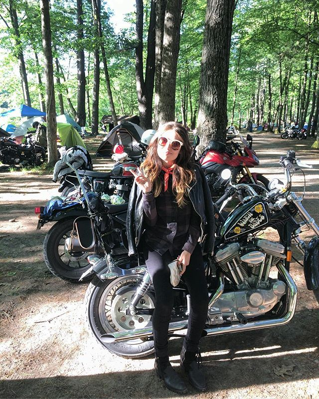 just missing my bike and day dreaming of riding w friends and my hubby to bee 🐝 #arewemarriedyet
