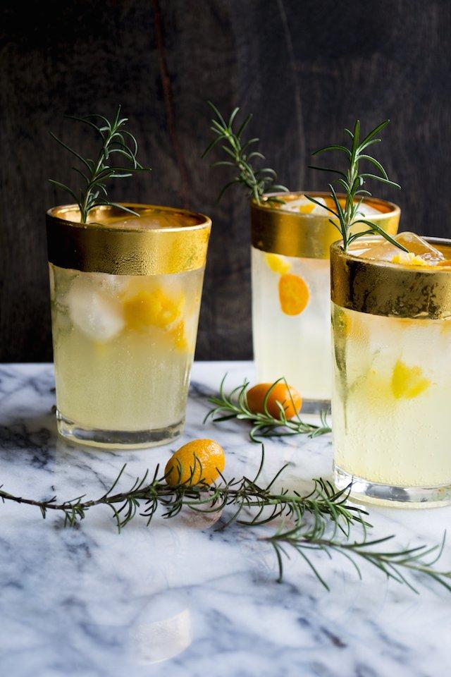 St. Germain Kumquat Cocktail (Talia Bunting)