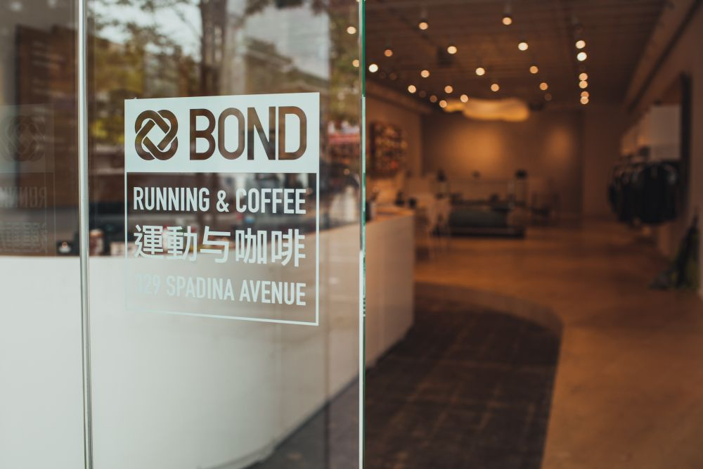 Bond Running Ltd:  329 Spadina Ave