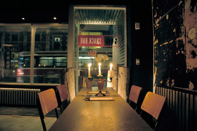 416 Snack Bar:  181 Bathurst St